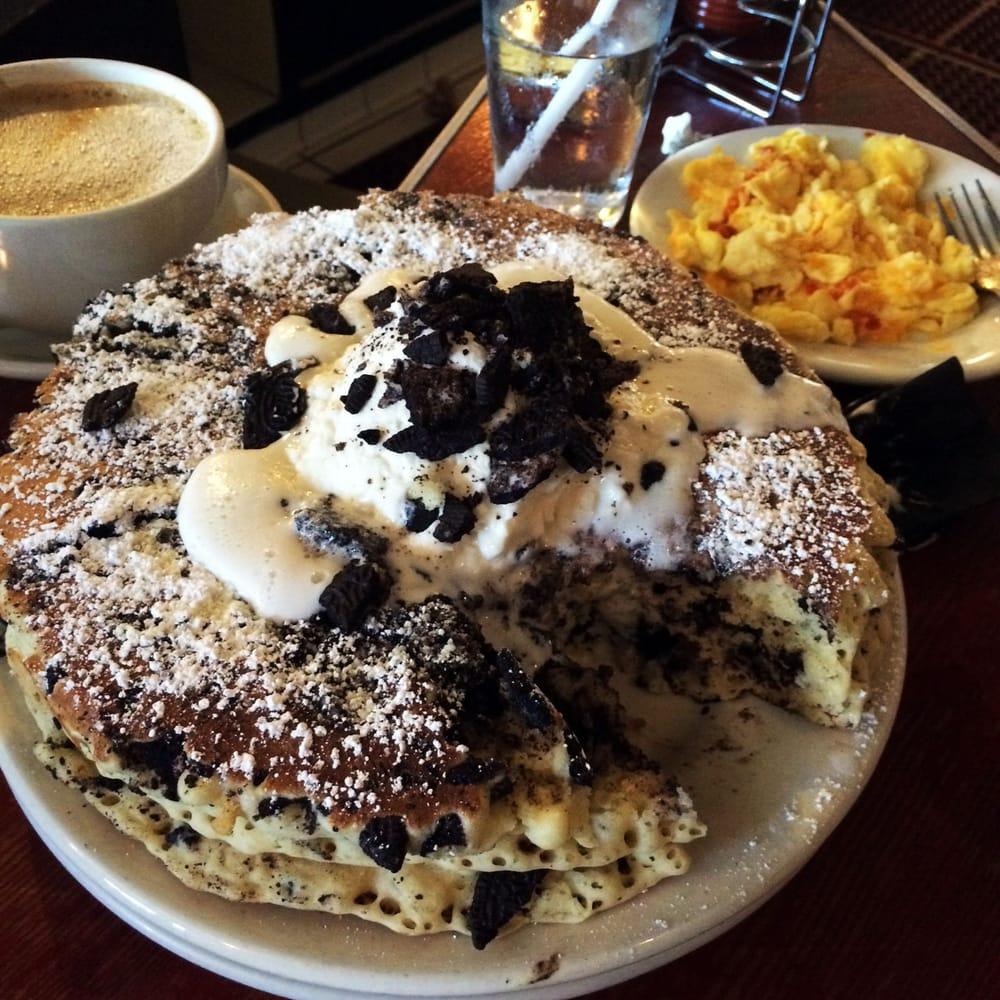 The Griddle Cafe Menu West Hollywood