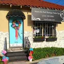 Monticello Park Boutique Salon Spa logo