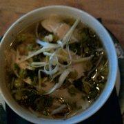 Kleine Pho Gha Suppe (3,50)