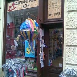 Schaukelpferdladen K.K.Eggerss, Berlin