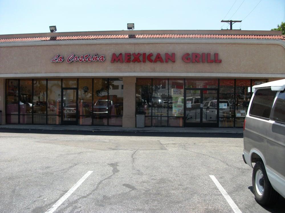 La costena grill geschlossen mexikanisches restaurant