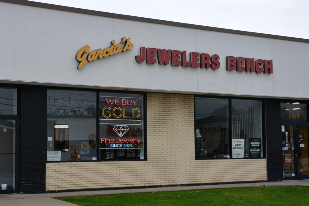 Garcia s jewelers bench jewellery 660 e pittsburgh st for Garcia s jewelry bench