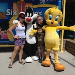Six Flags St Louis - Danny, Jay, and Bryce White from NLR, AR! - Eureka, MO, Vereinigte Staaten