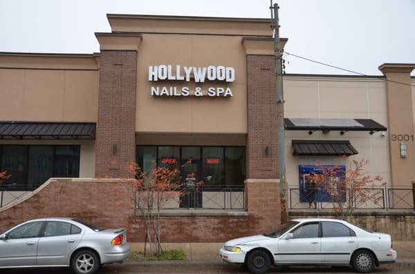 Hollywood Nails Spa New Orleans La