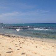 Kuki'o Beach - Hawaii, HI, États-Unis. Calm and crystal clear water! With a few turtles!