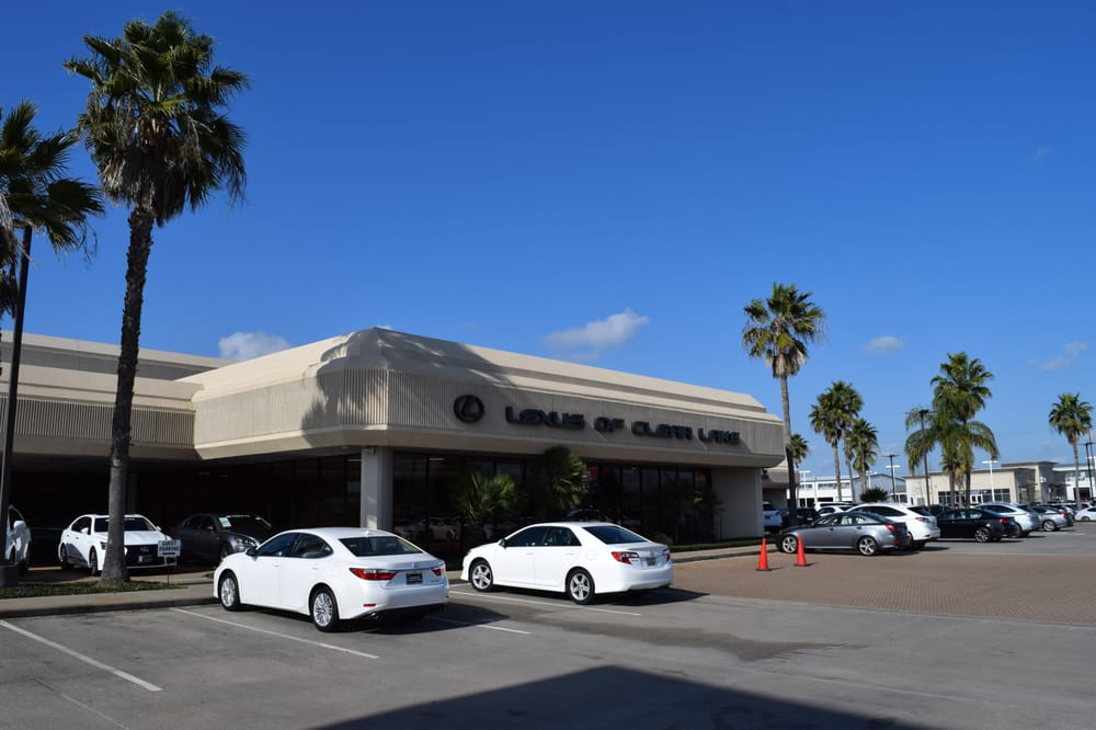 Lexus Of Clear Lake 23 Photos Car Dealers Clear Lake