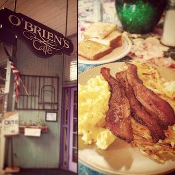 O Brien S Cafe Silverton Oregon