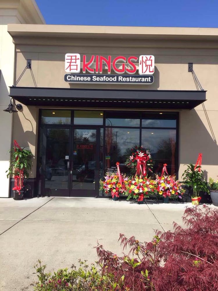 Kings Chinese Seafood Restaurant Bellevue Wa