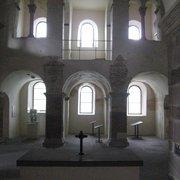 Alte Kirche, Höxter, Nordrhein-Westfalen, Germany