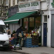 Newington Green Fruit and Vegetables, London