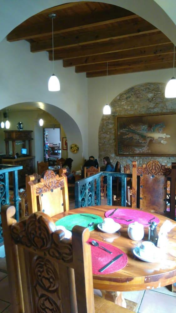 Hotel Agua Escondida Restaurants Guillermo Spratling