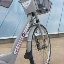 Bikes For Rent In Des Moines B cycle Des Moines IA