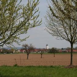 Wasserturm, Seligenstadt, Hessen