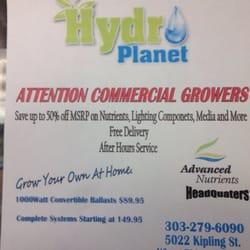 Hydro Planet logo