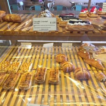 Aroma Cafe Overland Menu