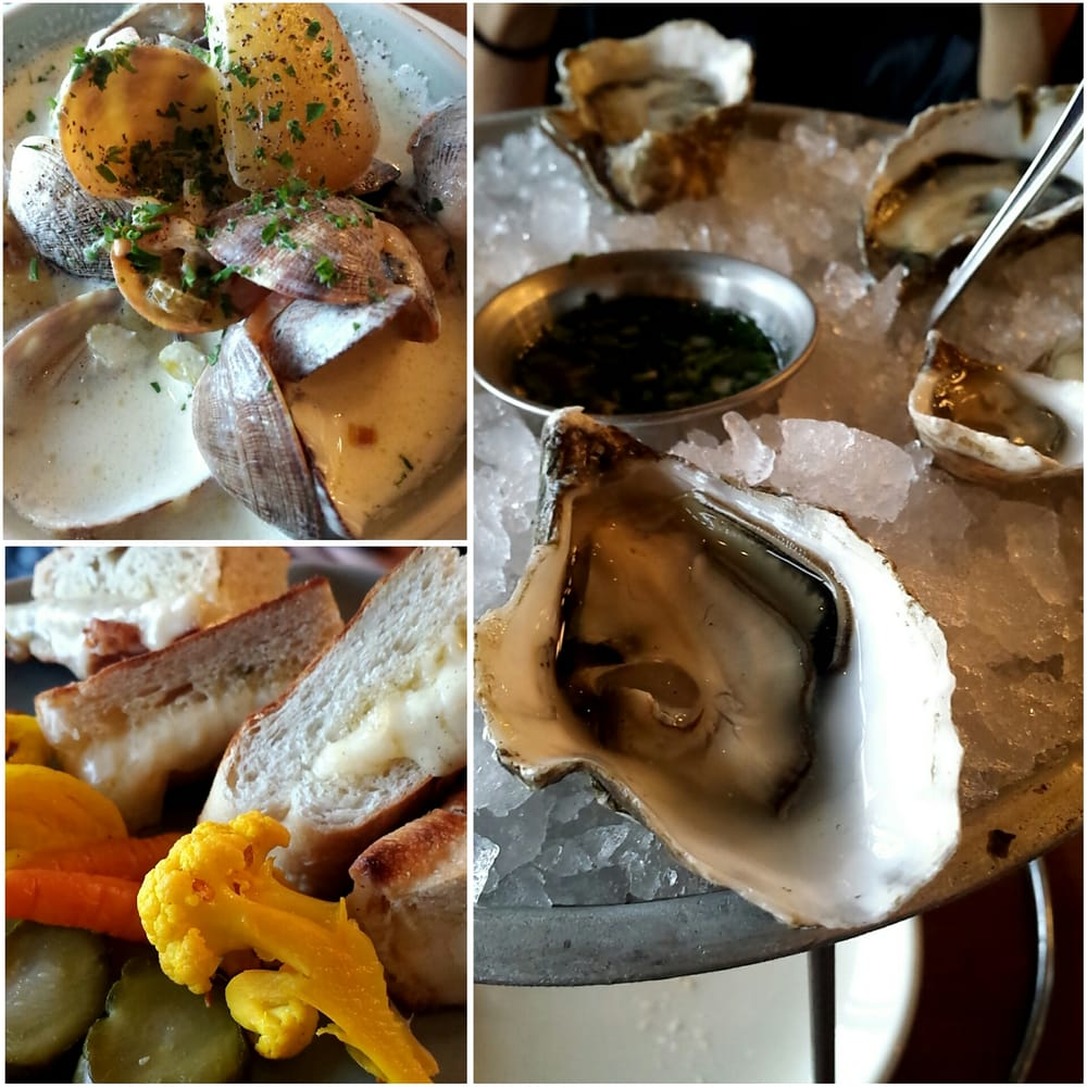 Hog Island Oyster Co - San Francisco, CA, United States. Clam chowder ...