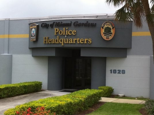 Photos For City Of Miami Gardens Police Department Yelp
