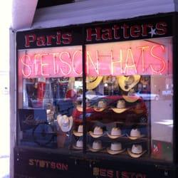 Paris Hatters logo