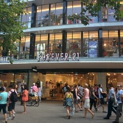 · reviews of Forever 21