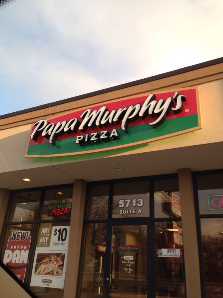 Cedar Falls (IA) United States  city photos gallery : Papa Murphy's Pizza Cedar Falls, IA Reviews Photos Yelp