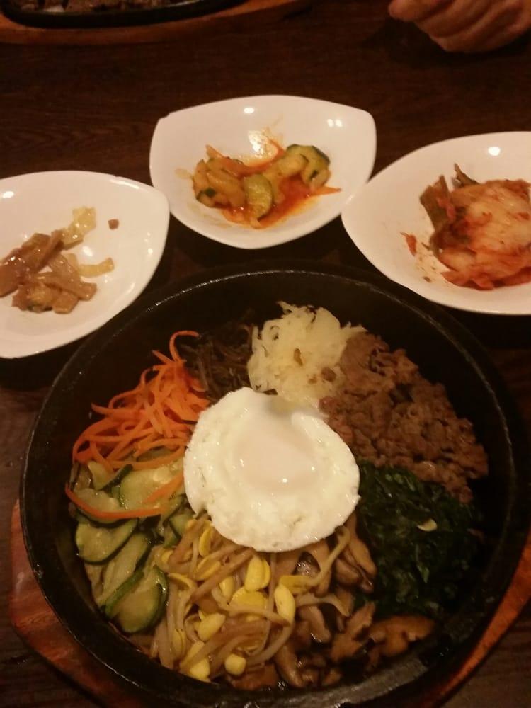 Sobahn 131 foto cucina coreana overland park ks for Cucina coreana