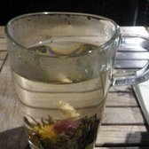 The Middle of Jasmine Flower Tea
