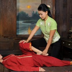 Die traditionelle Thaimassage