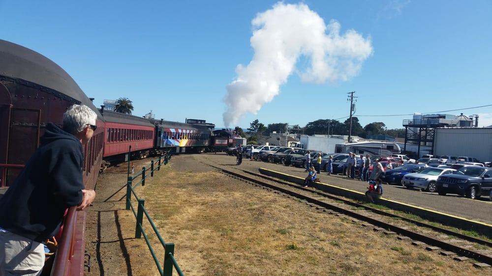 Fort Bragg (CA) United States  city photos gallery : Skunk Train Tours Fort Bragg, CA, United States Reviews Photos ...