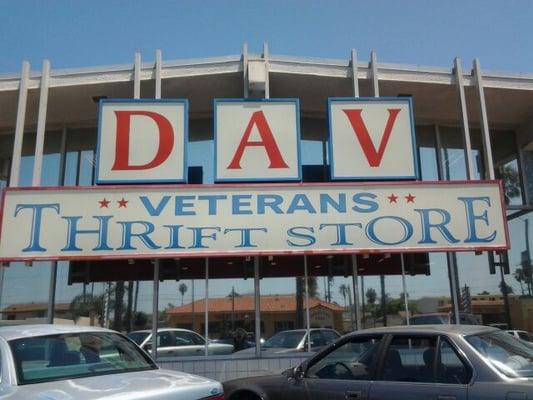 D A V Veteran S Thrift Store Thrift Stores Oceanside Oceanside Ca Yelp