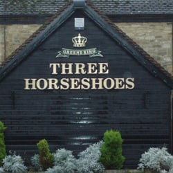 The Three Horseshoes, Oxford