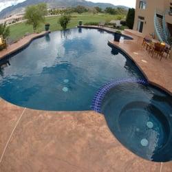 Lee Sure Pools Inc Contractors Business Parkway Academy Acres Albuquerque Nm Reviews