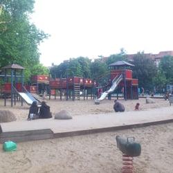 Spielplatz Weichselplatz, Berlin