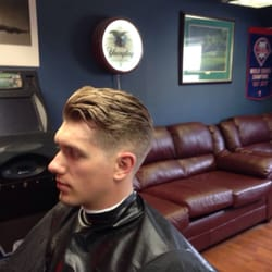 Barber Johns : Johns Barber Shop - Cut and style by Sean - Newtown, PA, United States