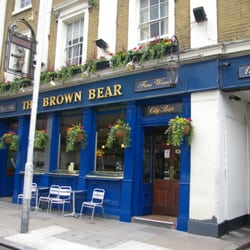 Brown Bear, London