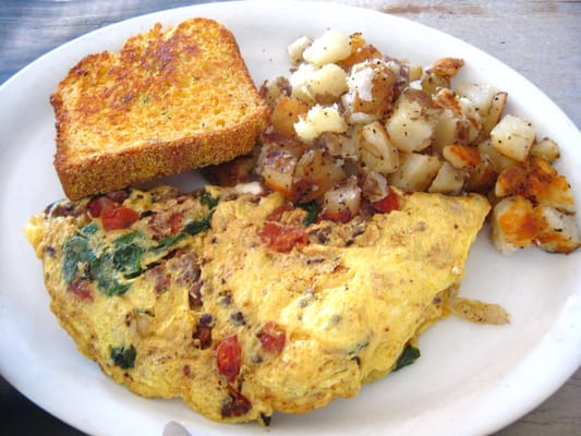 Chorizo, Potato And Green Chile Omelet Recipes — Dishmaps