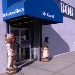 Robert T. Jones, the founder of Bob Jones Shoes, dies at age 87