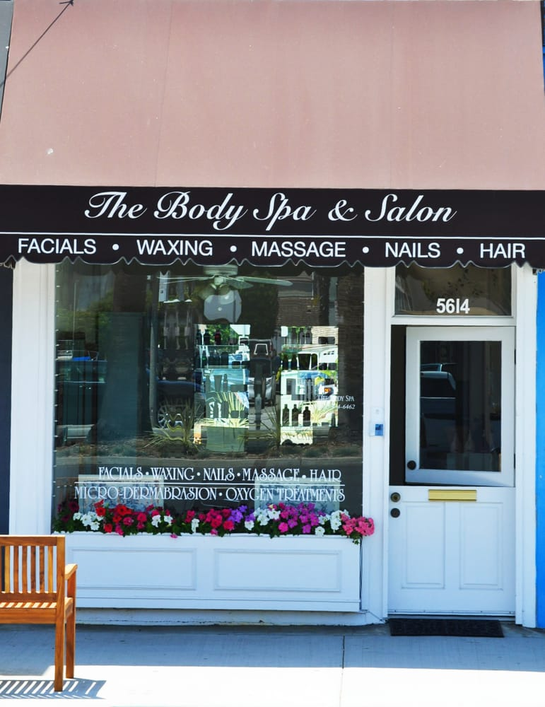 The body spa salon day spa saune hammam 5614 e 2nd for 2nd street salon