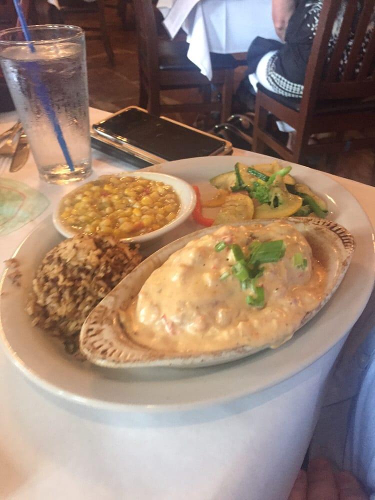 Creole Cafe Lafayette La Menu