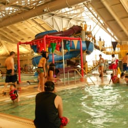 Silliman Activity And Family Aquatic Center Water Slides