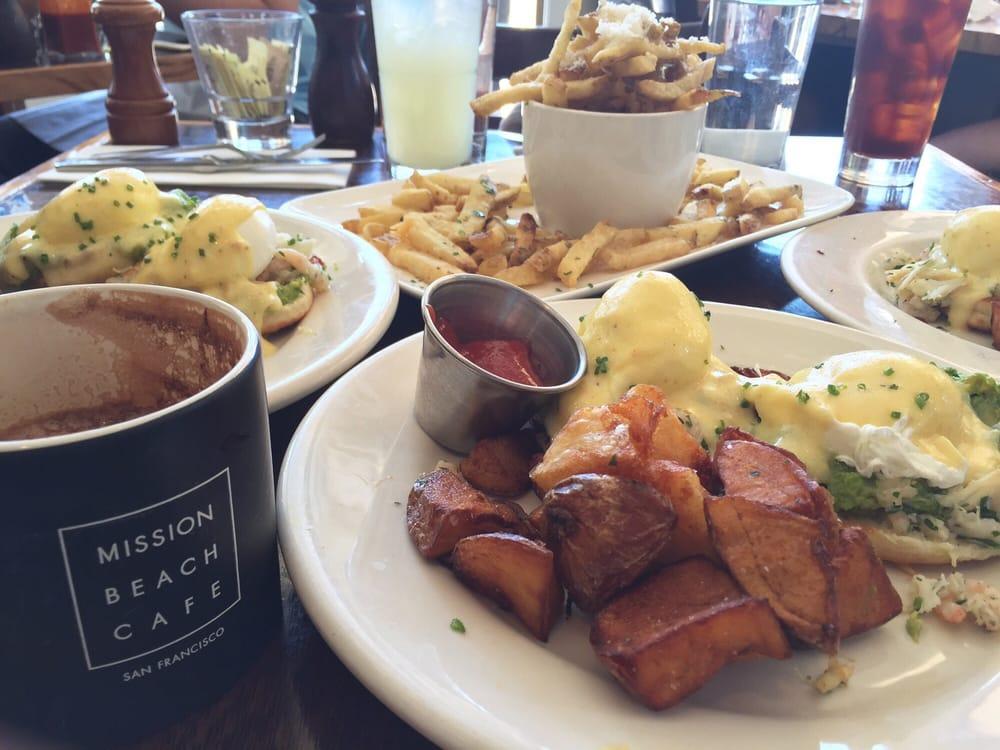 Mission Beach Cafe San Francisco Yelp