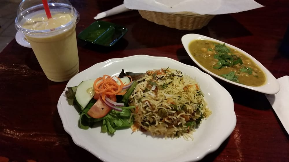 Kababish cafe 22 photos pakistani restaurants 201 w for An cuisine cary nc