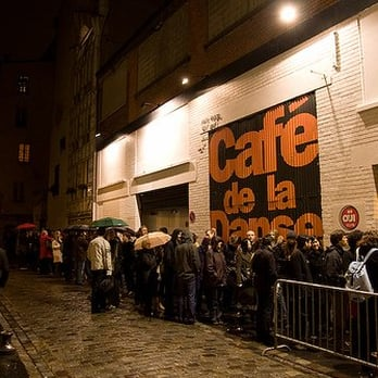 Le Café de la Danse - Paris, France