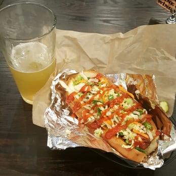 Redlands Ca Hot Dog Orange