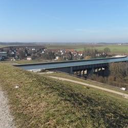 Trogbrücke über das Zenntal