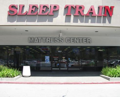 Sleep Train Mattress Centers Colma CA Yelp
