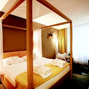 Hotelzimmer im Hotel Zugbrücke Grenzau