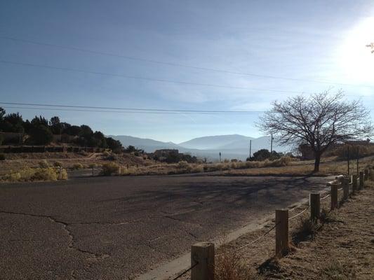 Ortiz Dog Park Santa Fe Nm