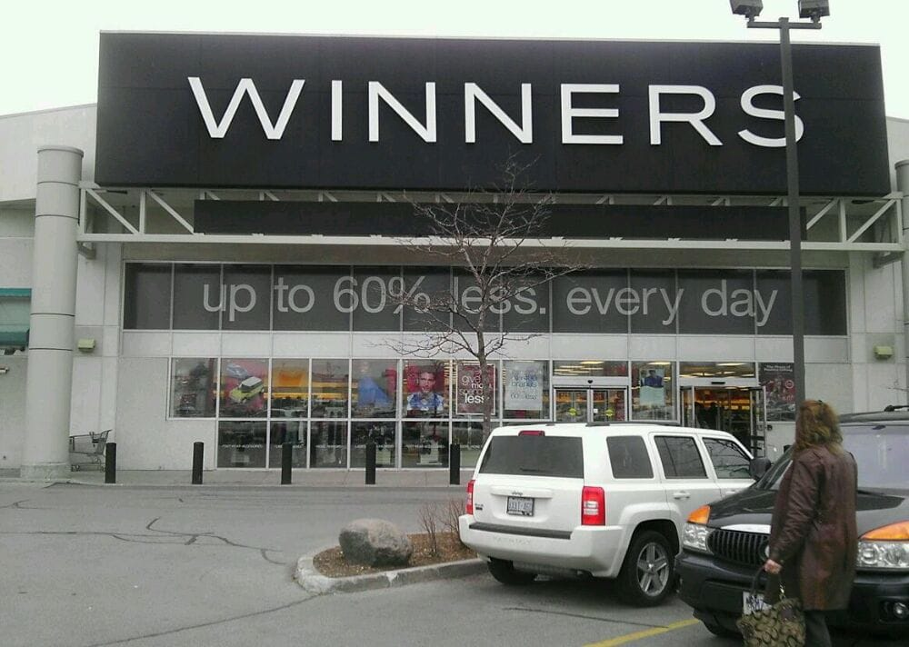 Home / All Shops / Winners Canada Winners Canada At Winners, we strive to continuously provide exceptional value with our unique, ever changing array of brand name and designer fashions always at prices significantly less than the competition.