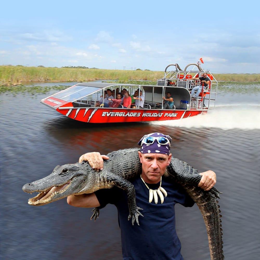 Everglade Boat Tours Near Me