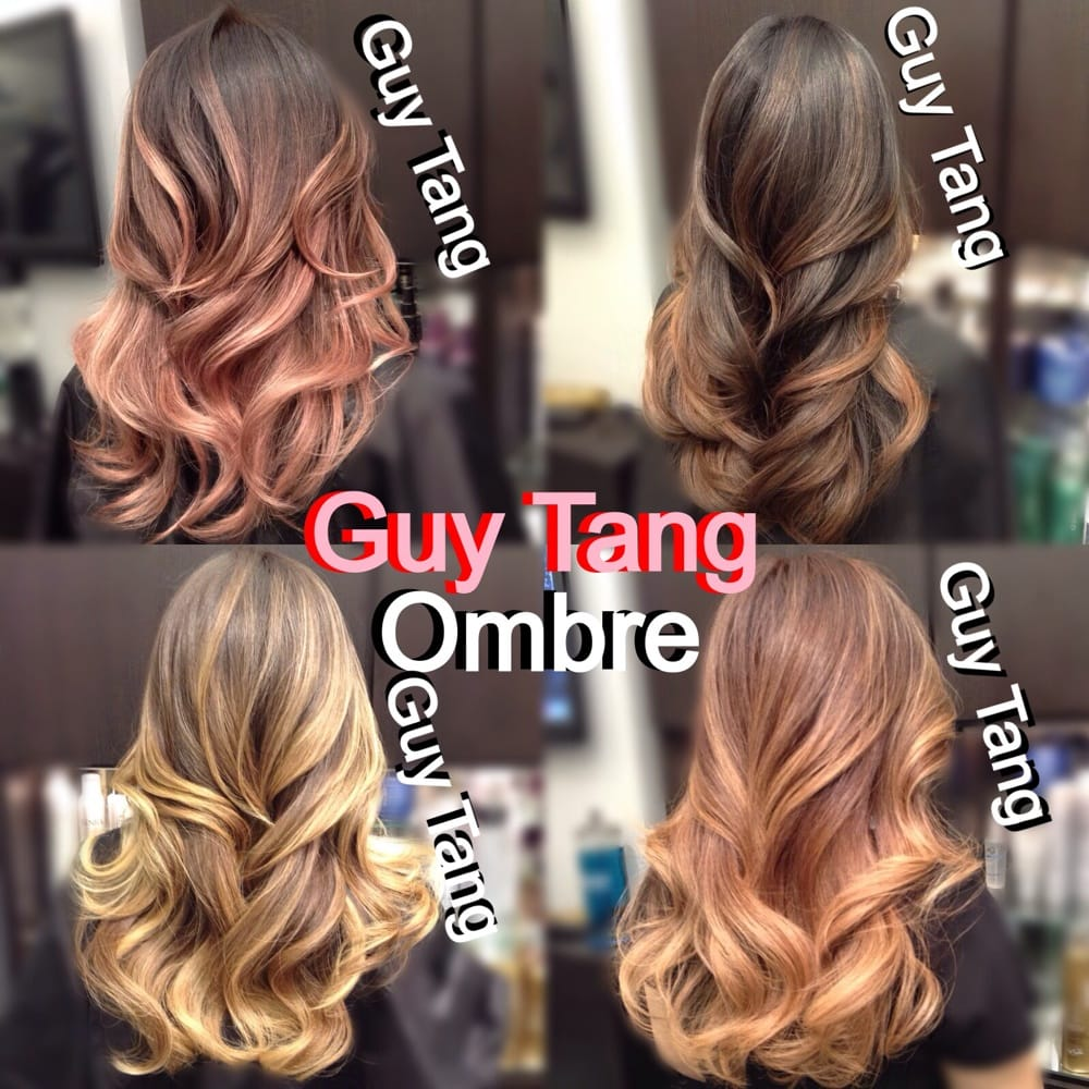 Rose Gold Ombre Hair Guy Tang Guy Tang Ombr Hair And Cuts
